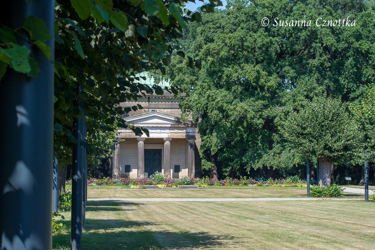 Mausoleum im Berggarten Hannover