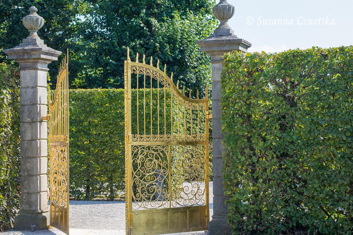 Das Goldene Tor (Herrenhäuser Gärten, Hannover)