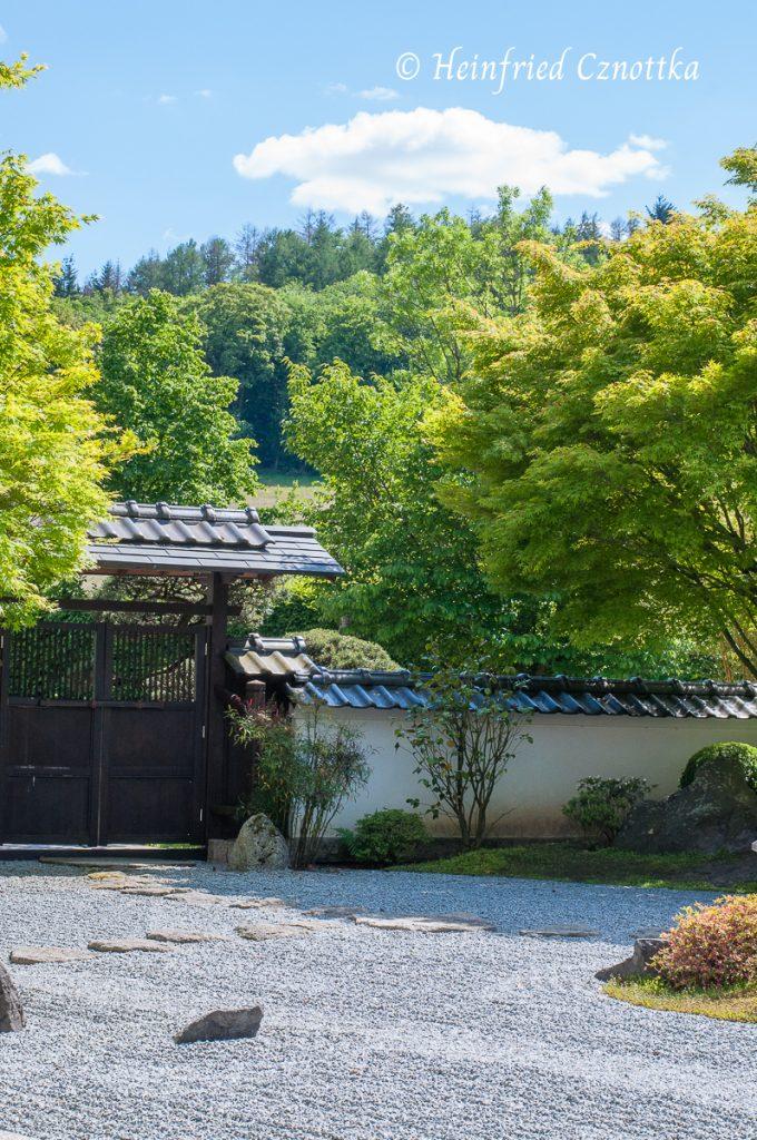 Geborgte Landschaft, Japanischer Garten Bielefeld